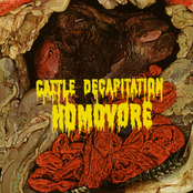 cattle decapitation: Homovore