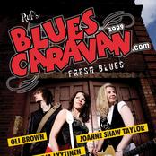 Joanne Shaw Taylor: Bluescaravan