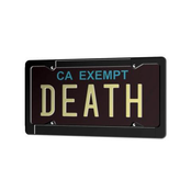Government Plates (Stems)