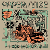 Paper Mice - 1-800-MONDAYS Artwork