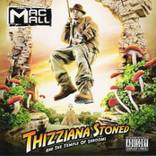 Thizziana Stoned And The Temple Of Shrooms cover art