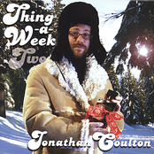 Jonathan Coulton: Thing a Week Two