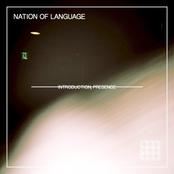 Nation of Language: Introduction, Presence