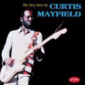 The Very Best of Curtis Mayfield cover art