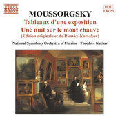 National Symphony Orchestra of Ukraine: Mussorgsky: Orchestral Works