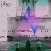 I Never Liked Your Friends (Casualkimono Remix)