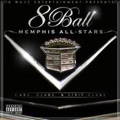 8Ball Memphis All Stars: Cars, Clubs & Strip Clubs