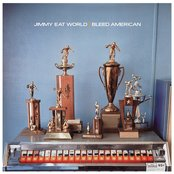 Album cover of Bleed American, by Jimmy Eat World