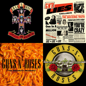 Appetite For Destruction / G N'R Lies / The Spaghetti Incident