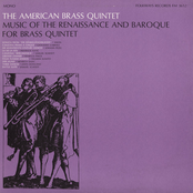 American Brass Quintet: Music of the Renaissance and Baroque for Brass Quintet