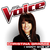 I Won't Give Up (The Voice Performance) - Single