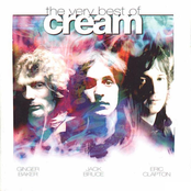 The Very Best Of Cream cover art