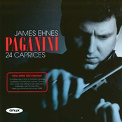 James Ehnes: Paganini: 24 Caprices