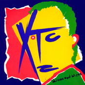 XTC - Drums & Wires Artwork