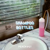 Peach Pit: Shampoo Bottles