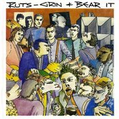 The Ruts - Grin and Bear It Artwork