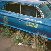 Anthony Da Costa: Feet On The Dashboard