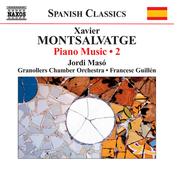 Montsalvatge: Piano Music, Vol. 2