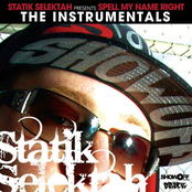 Spell My Name Right: The Instrumentals