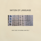 Nation of Language: What Does the Normal Man Feel?