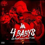 Cuatro Babys (feat. Trap Capos, Noriel, Bryant Myers & Juhn)