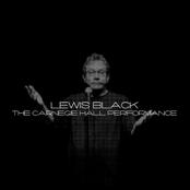 Lewis Black: The Carnegie Hall Performance