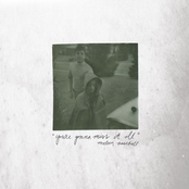 Album cover of You're Gonna Miss It All, by Modern Baseball