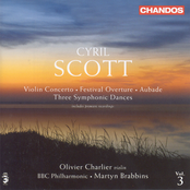 Scott, C.: Violin Concerto / Festival Overture / Aubade / 3 Symphonic Dances