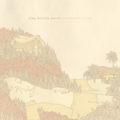 Album cover of Pleasant Living, by Tiny Moving Parts