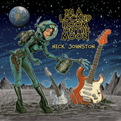 Nick Johnston: In A Locked Room On The Moon
