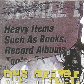 Heavy Items Such As Books, Record Albums, Tools