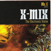 Mr. C - X-Mix. The Electronic Storm