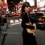 PJ Harvey - Stories From the City, Stories From the Sea Artwork
