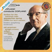 Copland: Copland Conducts Copland - Expanded Edition (Fanfare for the Common Man, Appalachian Spring, Old American Songs (Complete), Rodeo: Four Dance Episodes)