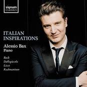 Alessio Bax: Italian Inspirations