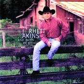 Rhett Akins: What Livin's All About