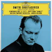 Andris Nelsons: Shostakovich: Symphonies Nos. 5, 8 & 9; Suite From