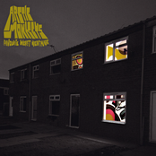Album cover of Favourite Worst Nightmare, by Arctic Monkeys