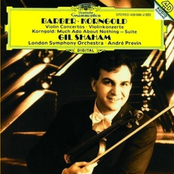 Gil Shaham: Barber: Violin Concerto / Korngold: Violin Concerto; Much Ado About Nothing