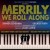 Merrily We Roll Along: 2012 New York Cast Recording