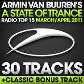 A State Of Trance Radio Top 15 March & April 2011