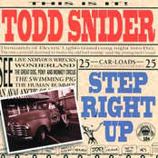 Todd Snider: Step Right Up