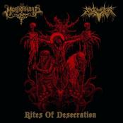 Rites of Desecration (Split)