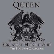 Poster for The Platinum Collection by Queen