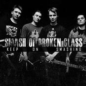 smash of broken glass