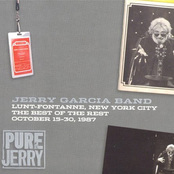 Pure Jerry: Lunt-Fontanne, New York City, October 31, 1987