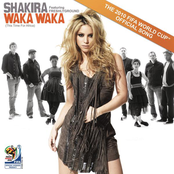 Waka Waka (This Time for Africa) (The Official 2010 FIFA World Cup (TM) Song)