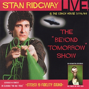 STAN RIDGWAY: LIVE! BEYOND TOMORROW! 1990 @ The Coach House, CA.