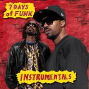 7 Days of Funk Instrumentals