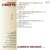 Garrick Ohlsson: Chopin: The Complete Works [Disc 01]